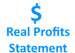 Real Profits Statement